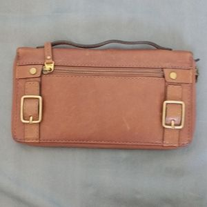 Fossil travelers wallet